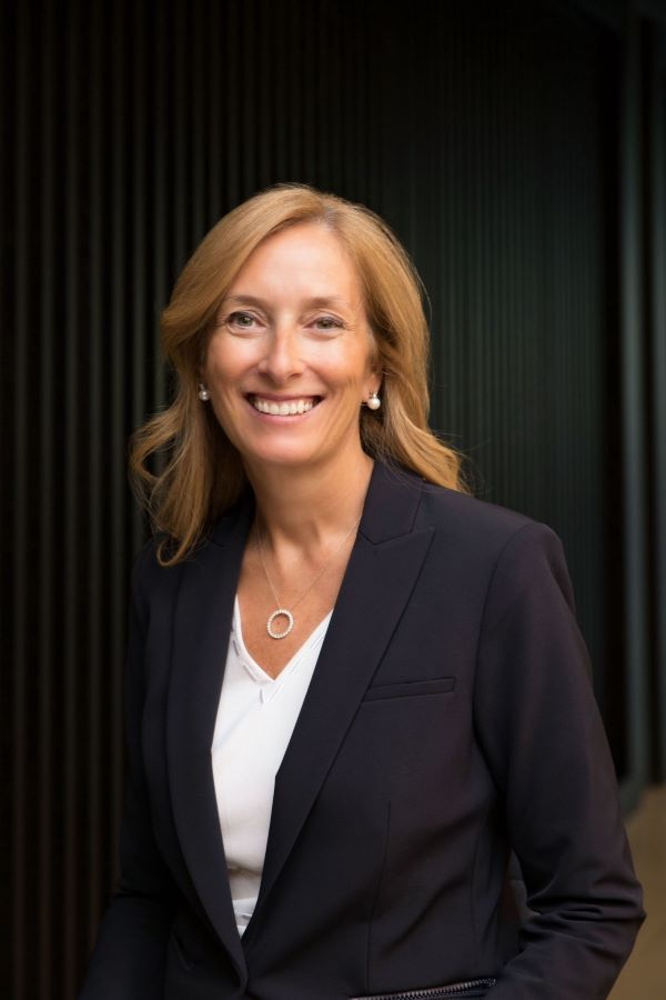 Anna Schlegel of NetApp