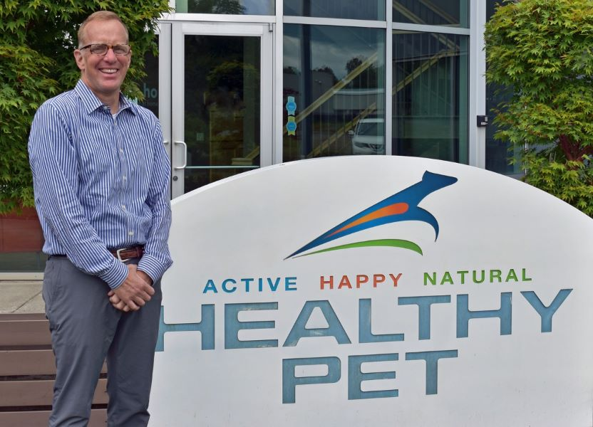 Augie DeLuca of Healthy Pet