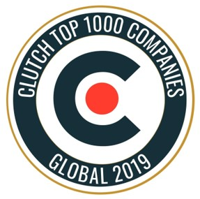 Bitbean Featured in Clutch's 1000 List of Top Companies Around the Globe:  Thank You Partners