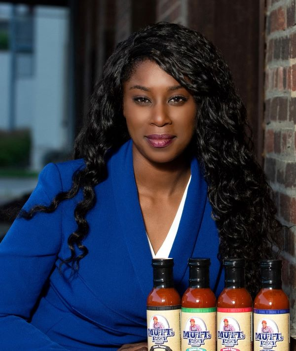 Charlynda Scales of Mutt's Sauce