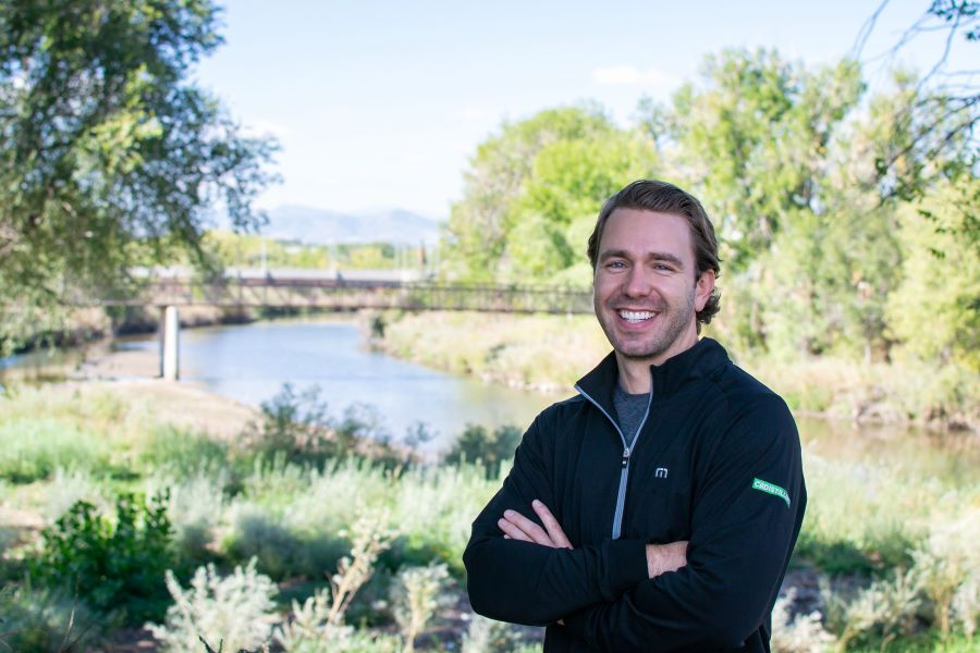 Chase Terwilliger of Balanced Health Botanicals