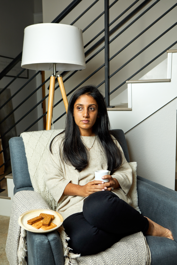 Farah Jesani of One Stripe Chai