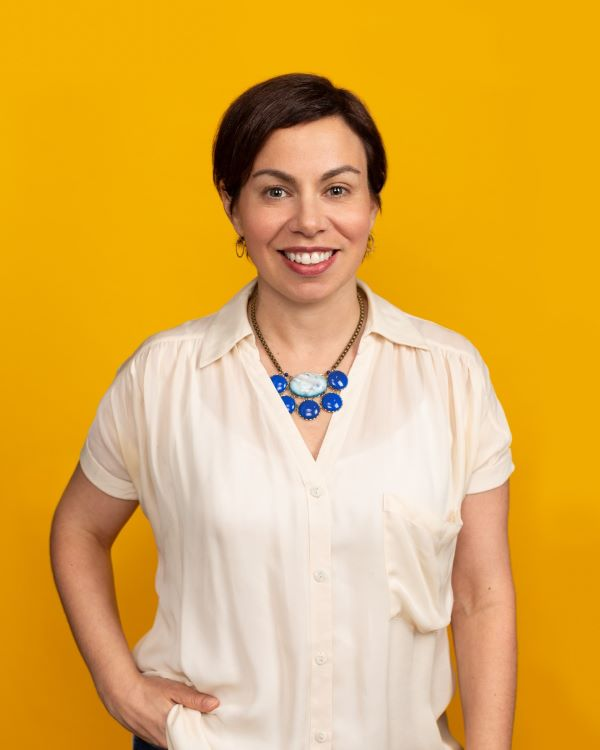 Ilana Fischer of Whisps Snacks