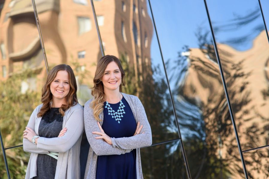Jessi Honard and Marie Parks of North Star Messaging + Strategy