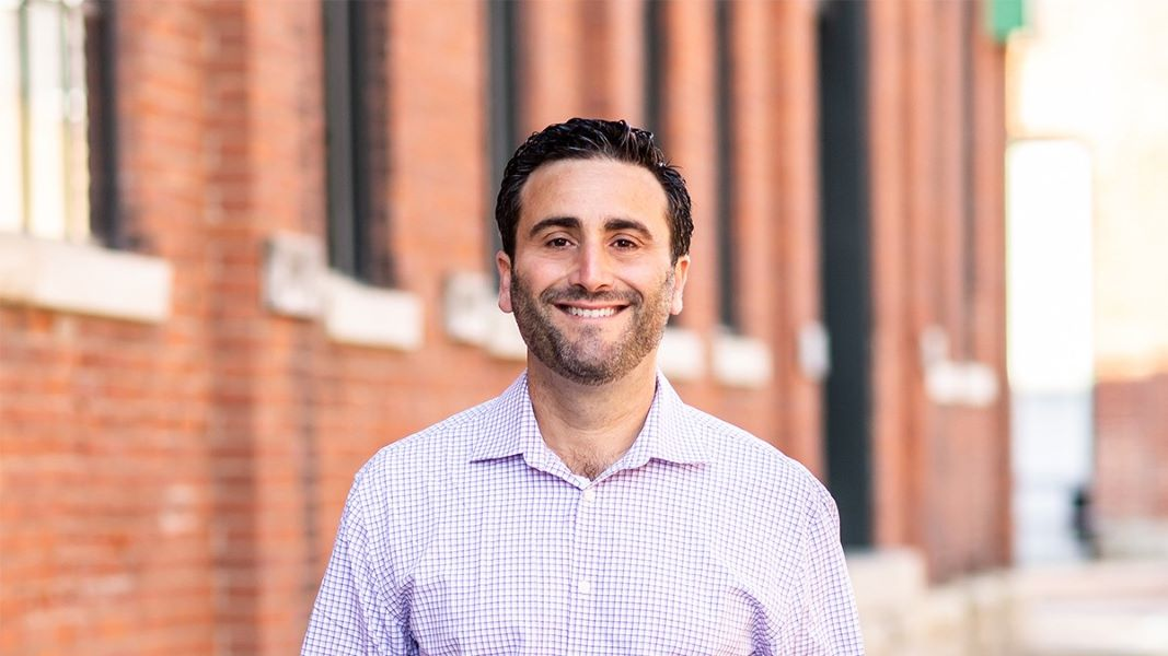 Josh Mallamud of Cartegraph