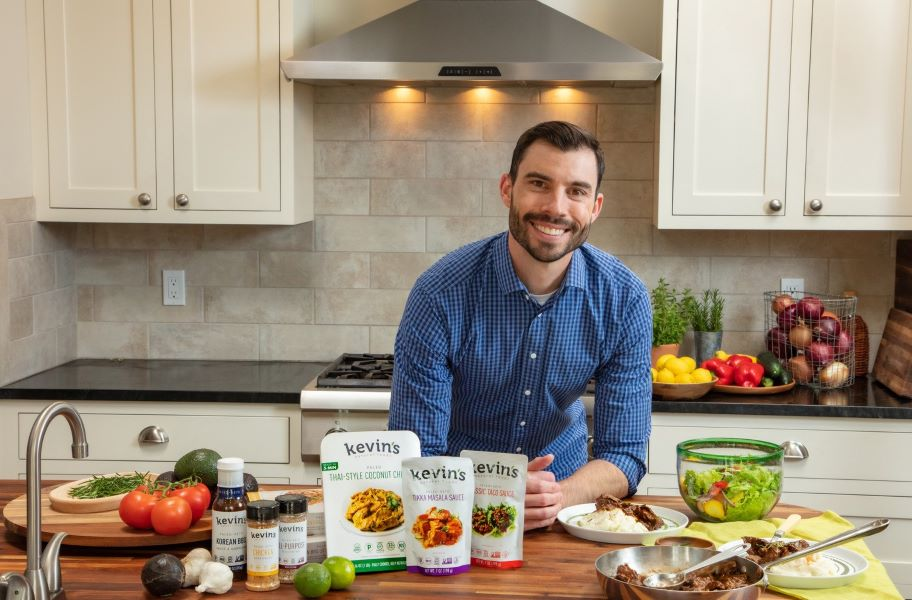 Kevin McCray of Kevin's Natural Foods