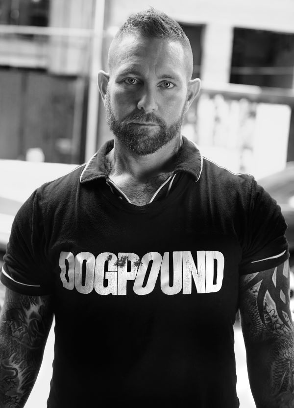 Kirk Myers of Dogpound