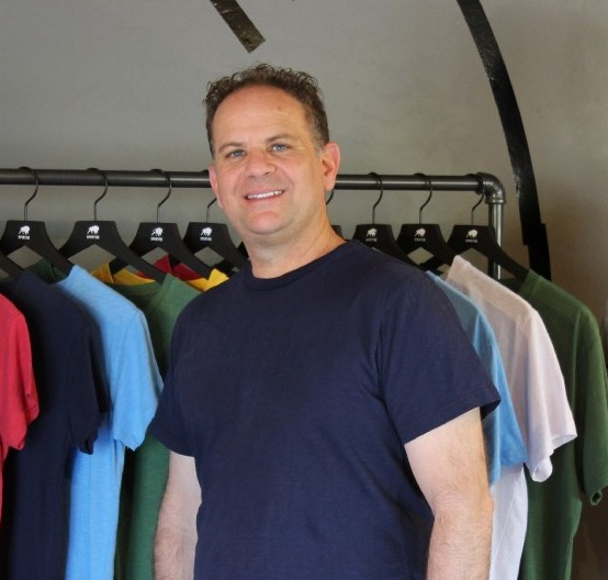 Matt Altman of Sportiqe Apparel Company