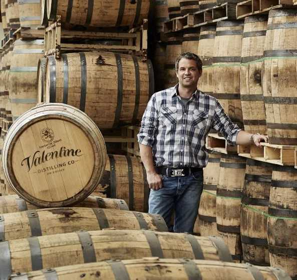 Rifino Valentine of Valentine Distilling Co