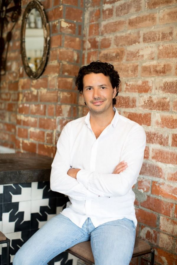 Romain Gaillard of The Detox Market