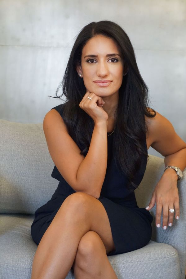 Tiffany Rafii of UpSpring PR