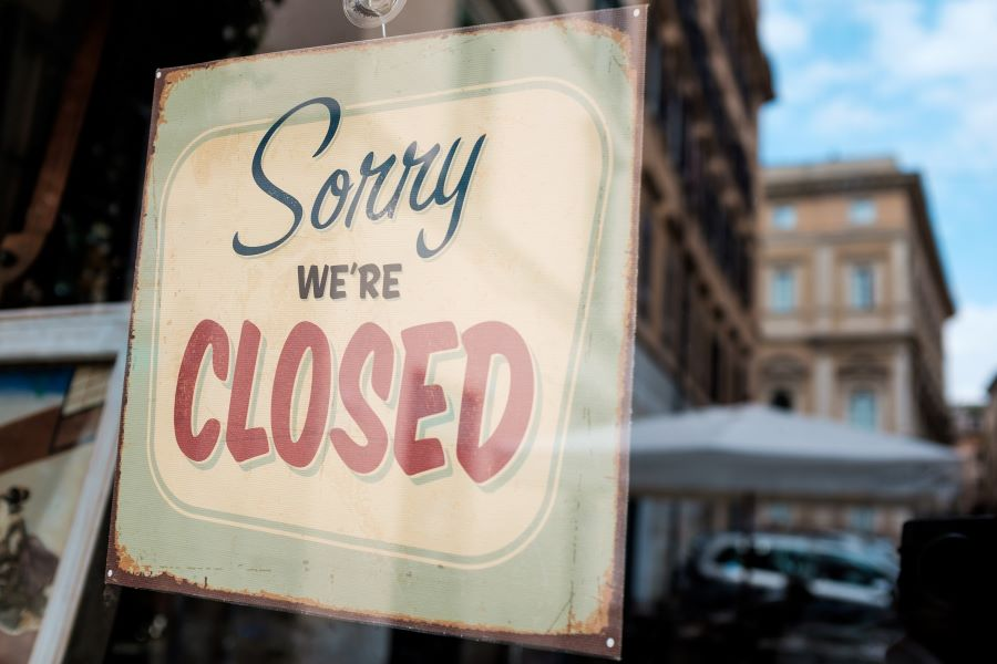 What to Do When the Corona Virus Puts Your Business in Lock-Down